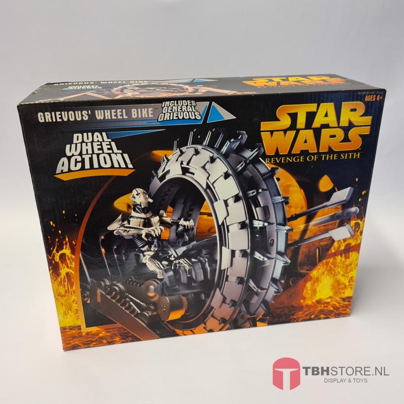 Star Wars ROTS Grievous' Wheel Bike