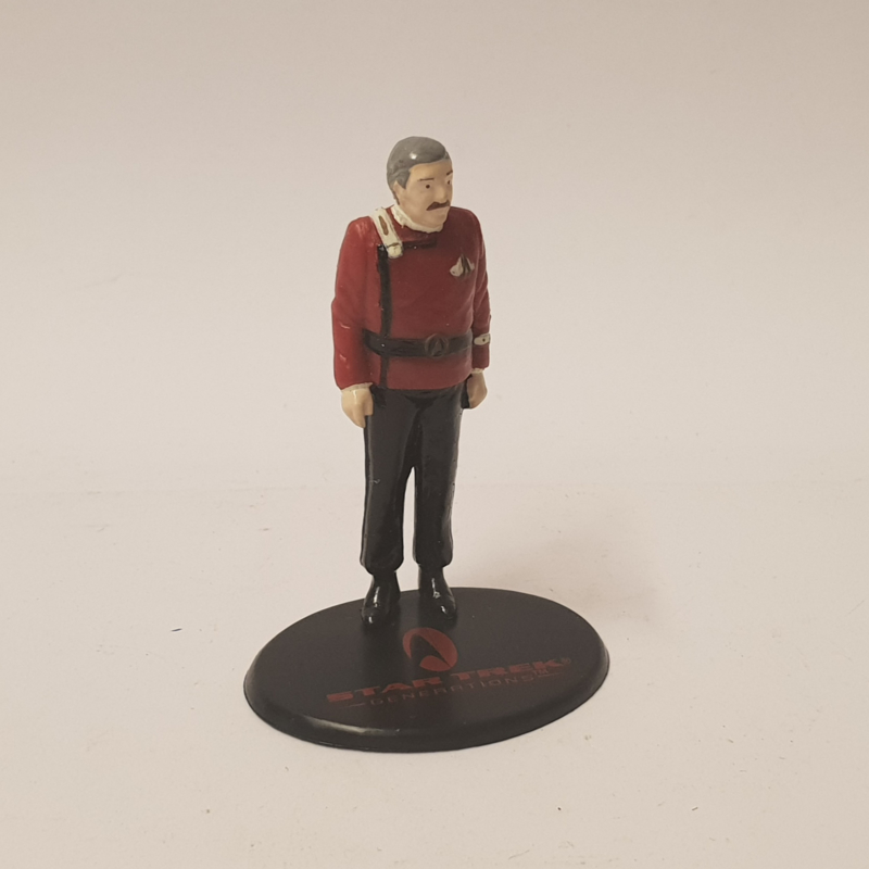Star Trek PVC Figure Captain Scott