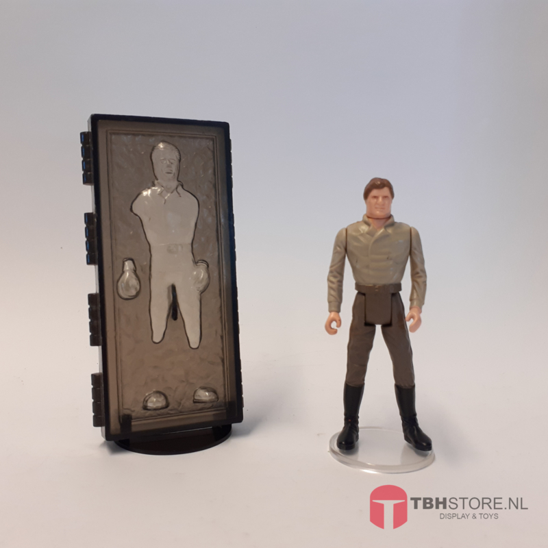 Han Solo in Carbonite (last 17) (Compleet)