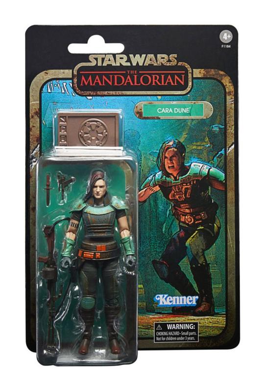 Star Wars Black Series The Mandalorian Credit Collection Cara Dune