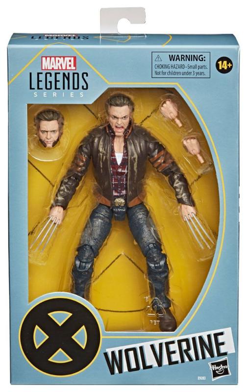 PRE-ORDER X-Men Marvel Legends Series 2020 Wolverine