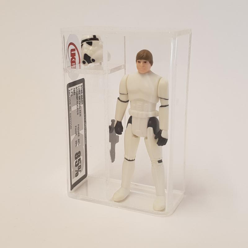 UKG 85% Luke Skywalker Stormtrooper (Last 17)