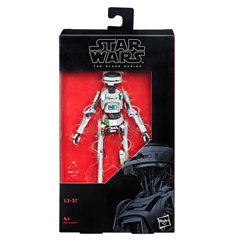 Star Wars Black Series L3-37 #73