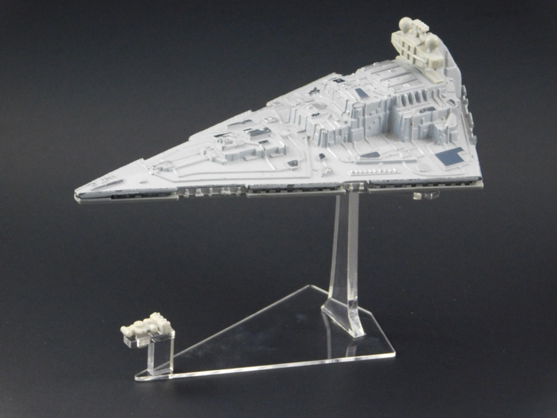 Die Cast Star Destroyer Display Stand
