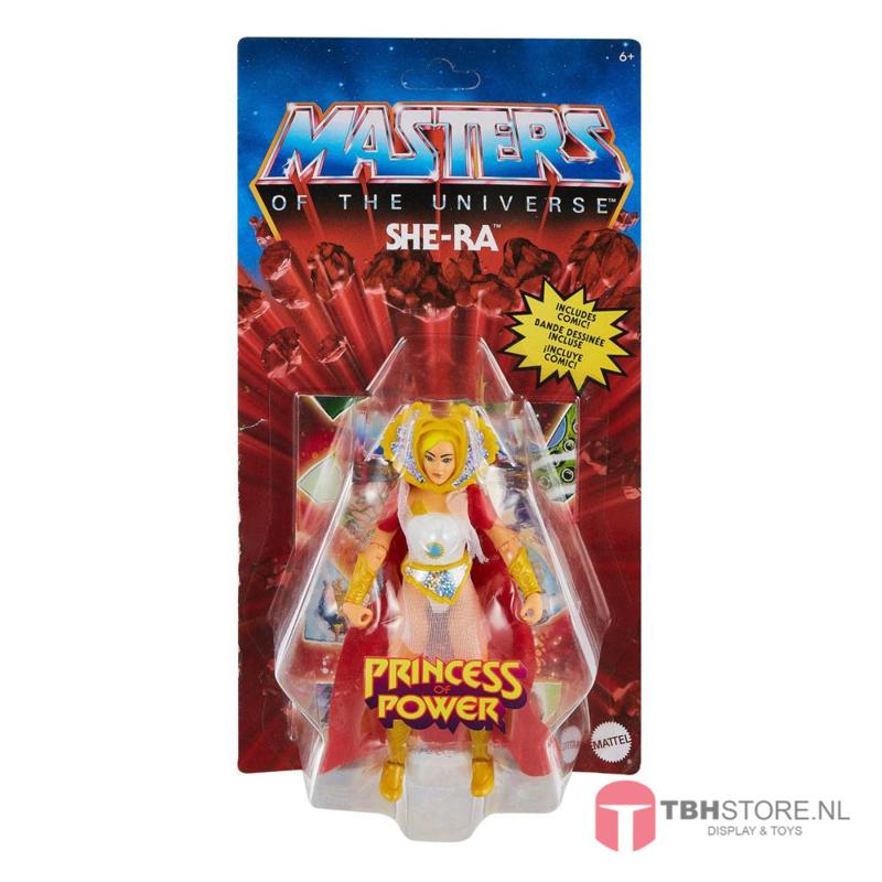PRE-ORDER MOTU Masters of the Universe Origins 2021 She-Ra
