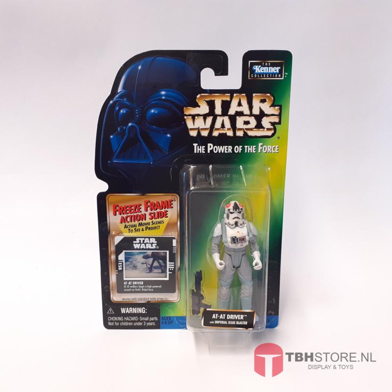 Star Wars POTF2 Green: AT-AT Driver