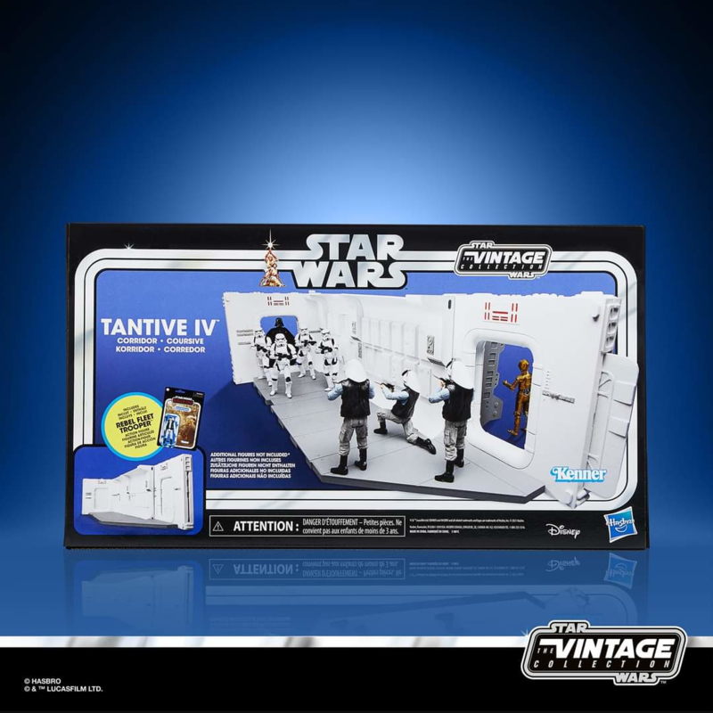PRE-ORDER Star Wars The Vintage Collection Tantive IV Playset