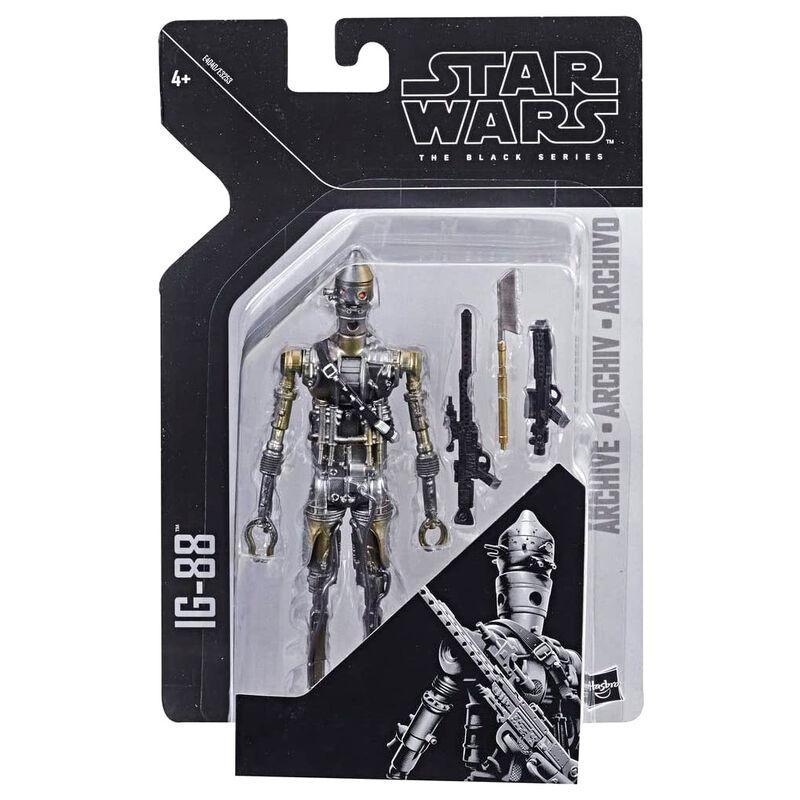 Star Wars Black Series Archive IG-88 (Beschadigde verpakking)