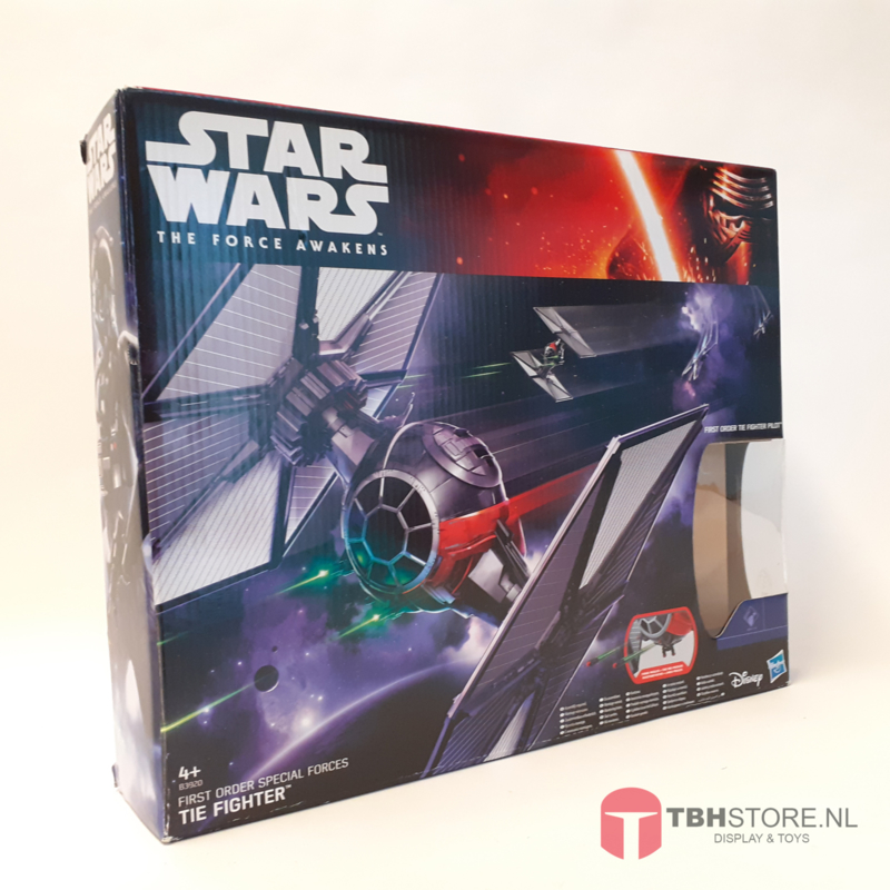 Star Wars The Force Awakens:  Tie Fighter