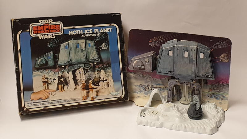 ESB Hoth Ice Planet Adventure Set met doos