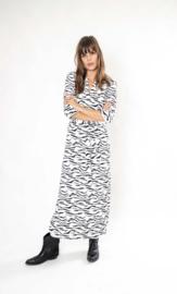 Jurk zebra