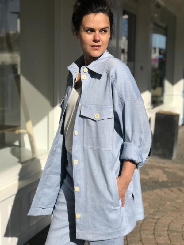 Blazer blouse Nasim Drykorn