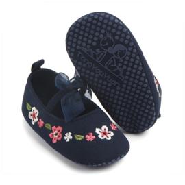 Blauwe Baby Ballerina's