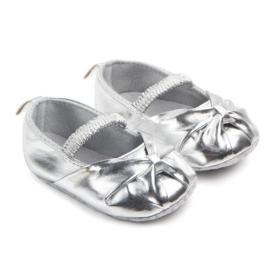 Zilveren Baby Ballerina's