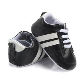 Zwart/witte gympen