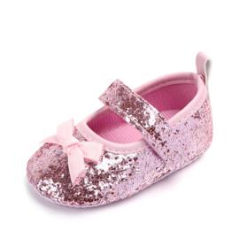Roze ballerina's