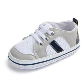 Wit/grijze sneakers