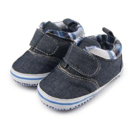 Navy blauwe schoenen