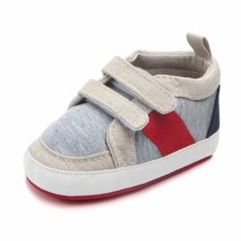 Grijs/Beige sneakers
