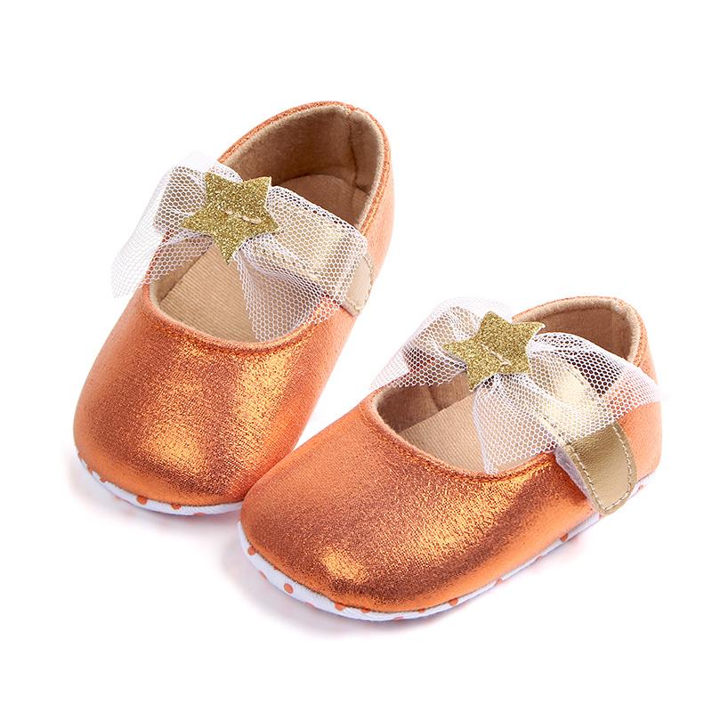 Oranje Baby Ballerina's