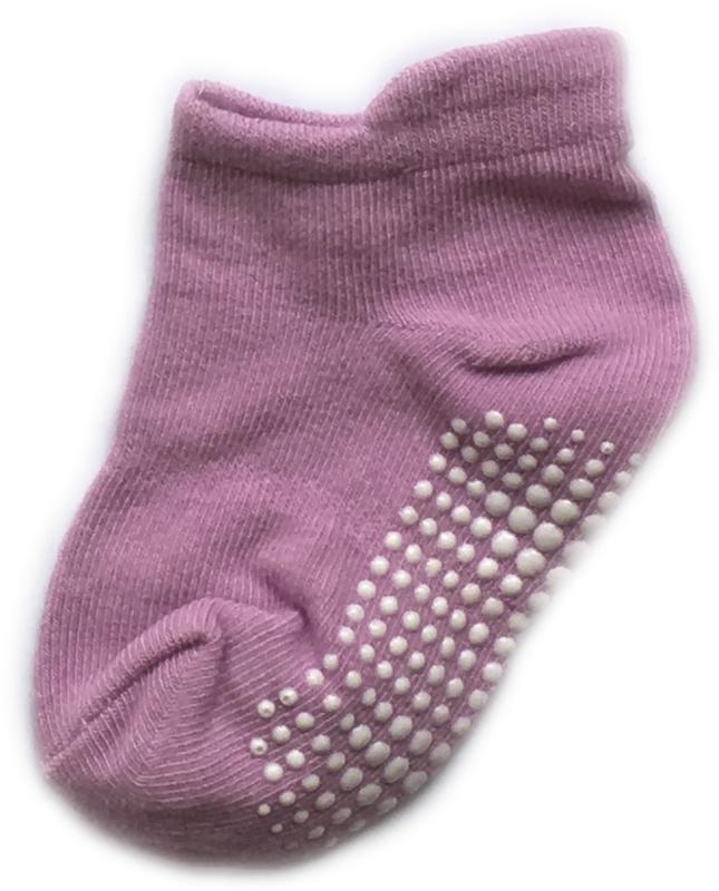 Antislip Sokken Egaal Donker Roze
