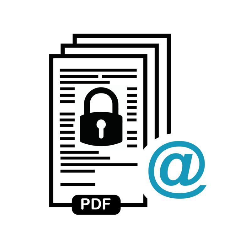 Postadres incl. doorzenden poststukken als pdf-bestand via de email