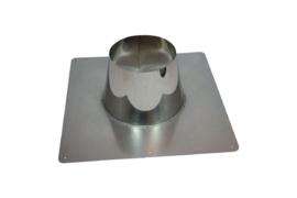 IsotubePlus Ø175 dakplaat plat 0 - 10 graden