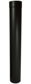EW120 2 MM paspijp 100cm met stelring -  Antraciet