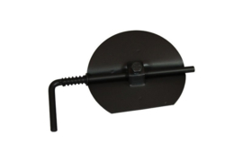 Klepsleutel 195 - 200 mm Zwart