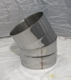EW100mm bocht 30 graden
