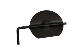 Klepsleutel 155 - 160 mm  Zwart