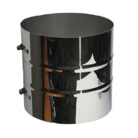 IsotubePlus Ø250mm breede klemband (20cm)