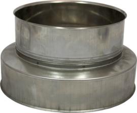 IsotubePlus Ø150/200mm contra-aansluitstuk