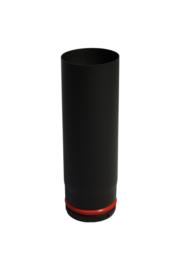 Pelletkachel pijp Ø80mm - 25 cm