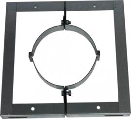 IsotubePlus Ø250 omkokeringsbeugel gegalvaniseerd