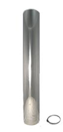EWØ125mm pijp 100cm