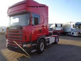 Scania - R470 124L + Airco + Spoilers