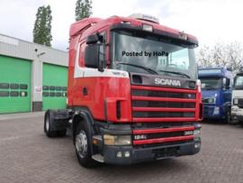 Scania - 124 360 manual