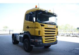 Scania R420 4x4 Kiphydraulic