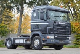 Scania 124 420, Año 2003, 3y3