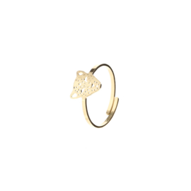 "Ring ""leopard fever"""