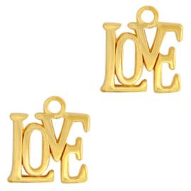 Oorbedels love