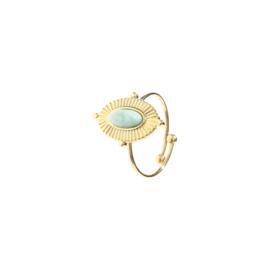 """Ring """"vintage mint"""""""