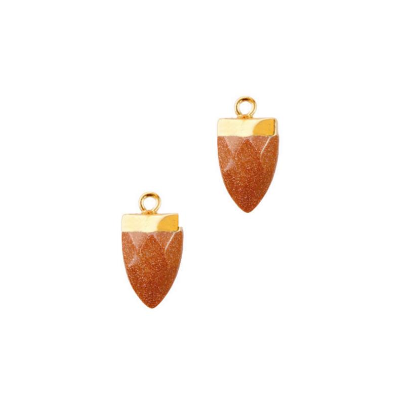 Oorbedels goldstone