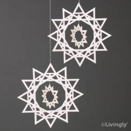 IJskristallen 2 stuk