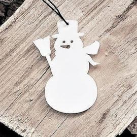 Sneeuwpop wit