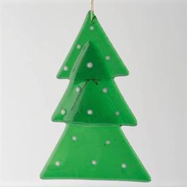 Glaskunst Kerstboom