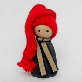 Deco klein Nisse sjaal