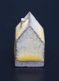Huis klein geel