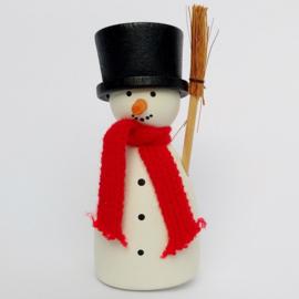 Deco groot Sneeuwpop
